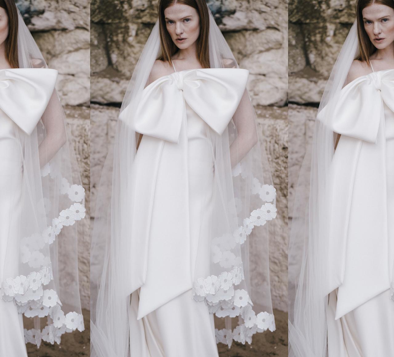 'Unveiled': La nueva colección de vestidos de novia 2022 de Halfpenny London