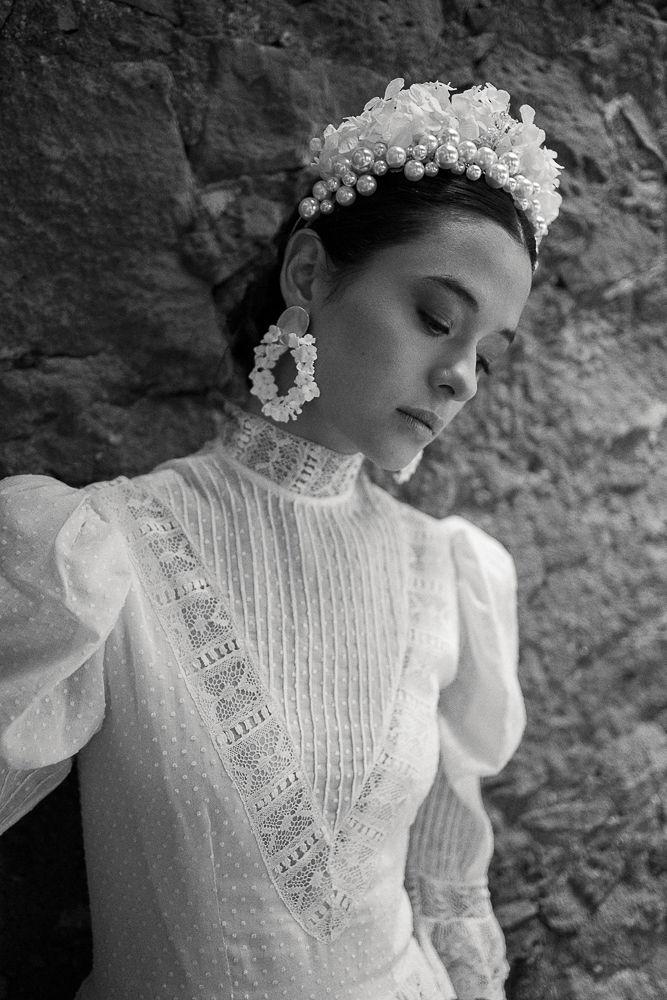 38 años después editorial de moda, bridal fashion editorial, inspiración para novia con vestidos de novia vintage - Isabel Ortega Sampson - Wedding Hub - 015