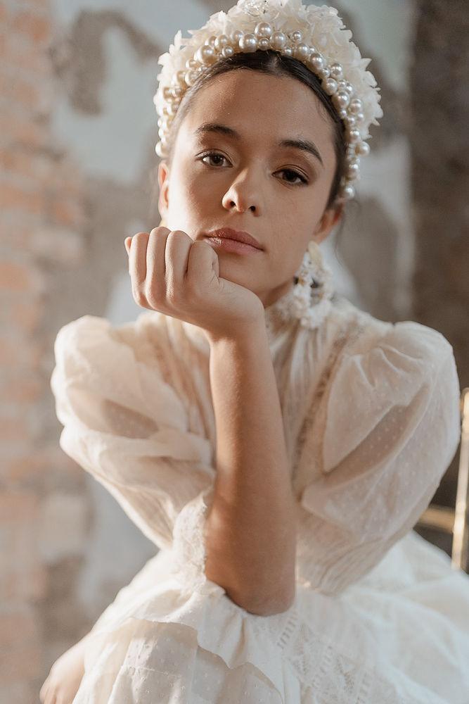 38 años después editorial de moda, bridal fashion editorial, inspiración para novia con vestidos de novia vintage - Isabel Ortega Sampson - Wedding Hub - 016