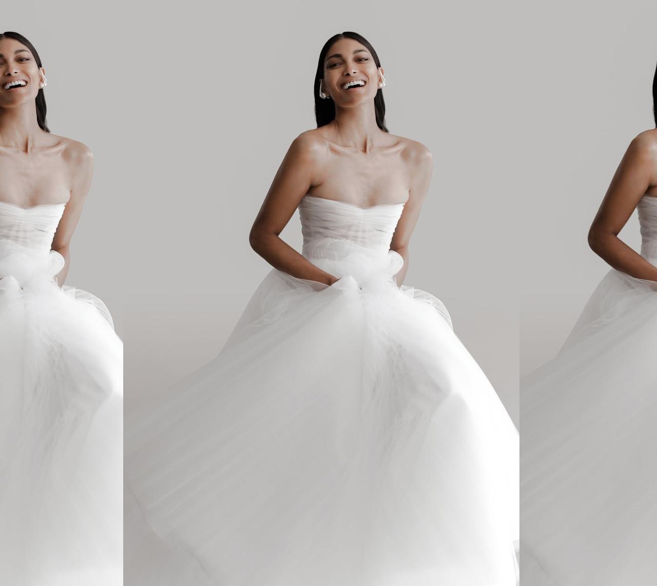 Prabal Gurung lanza su primera colección para novias inspirada en el coraje y optimismo