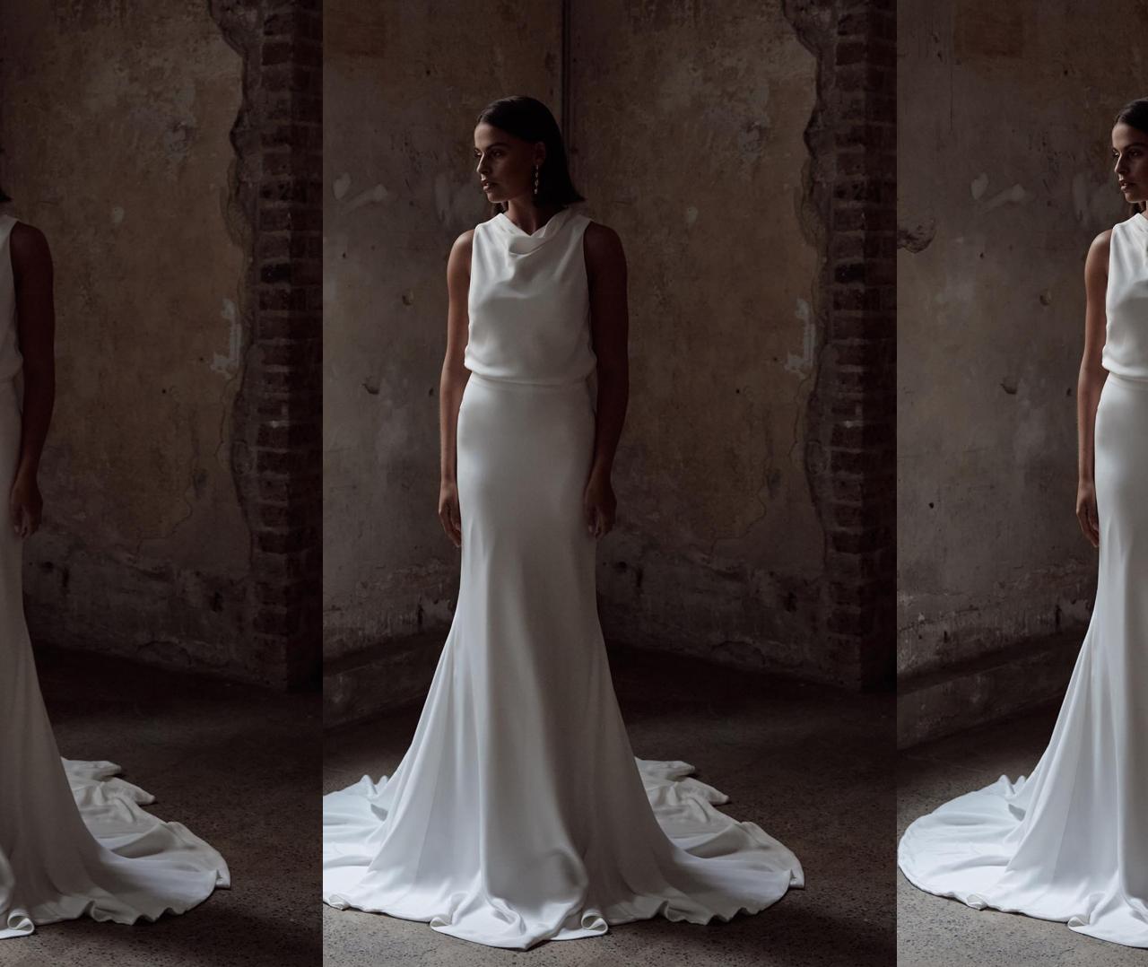 Prea James y el arte de diseñar los vestidos de novia más instagrameables