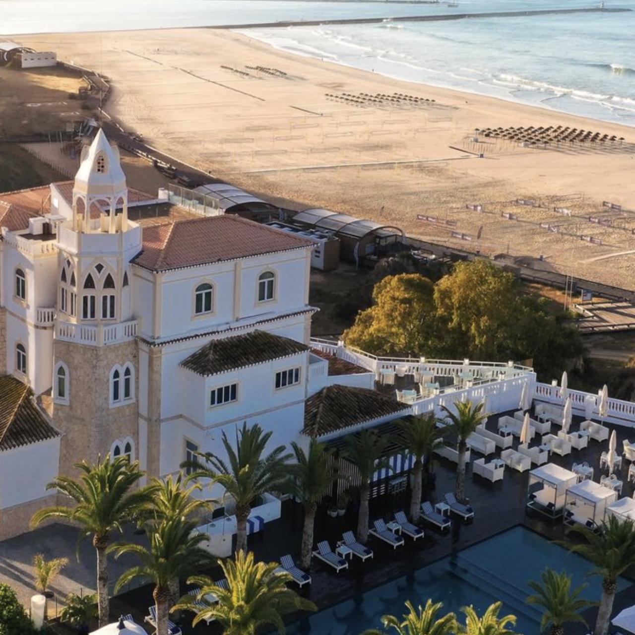 Bela Vista Hotel & Spa: El hotel en Praia da Rocha, Portugal, que te va a enamorar