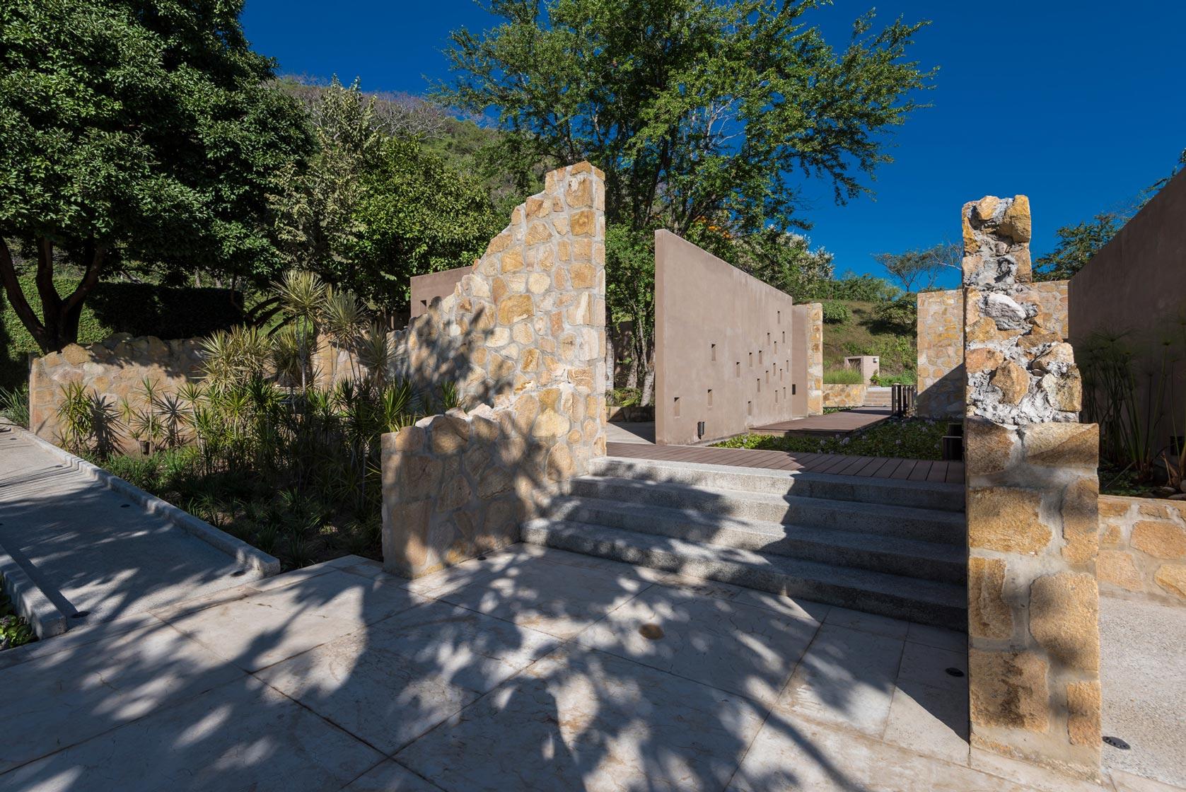 jardín agua viva, jardines para boda en morelos, jardines para boda en méxico - Wedding Hub - 011