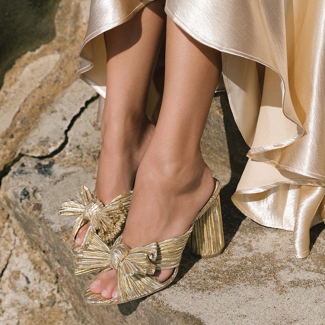 Zapatos de novia de Sophie Turner - Loeffler Randall - Wedding Hub - 010