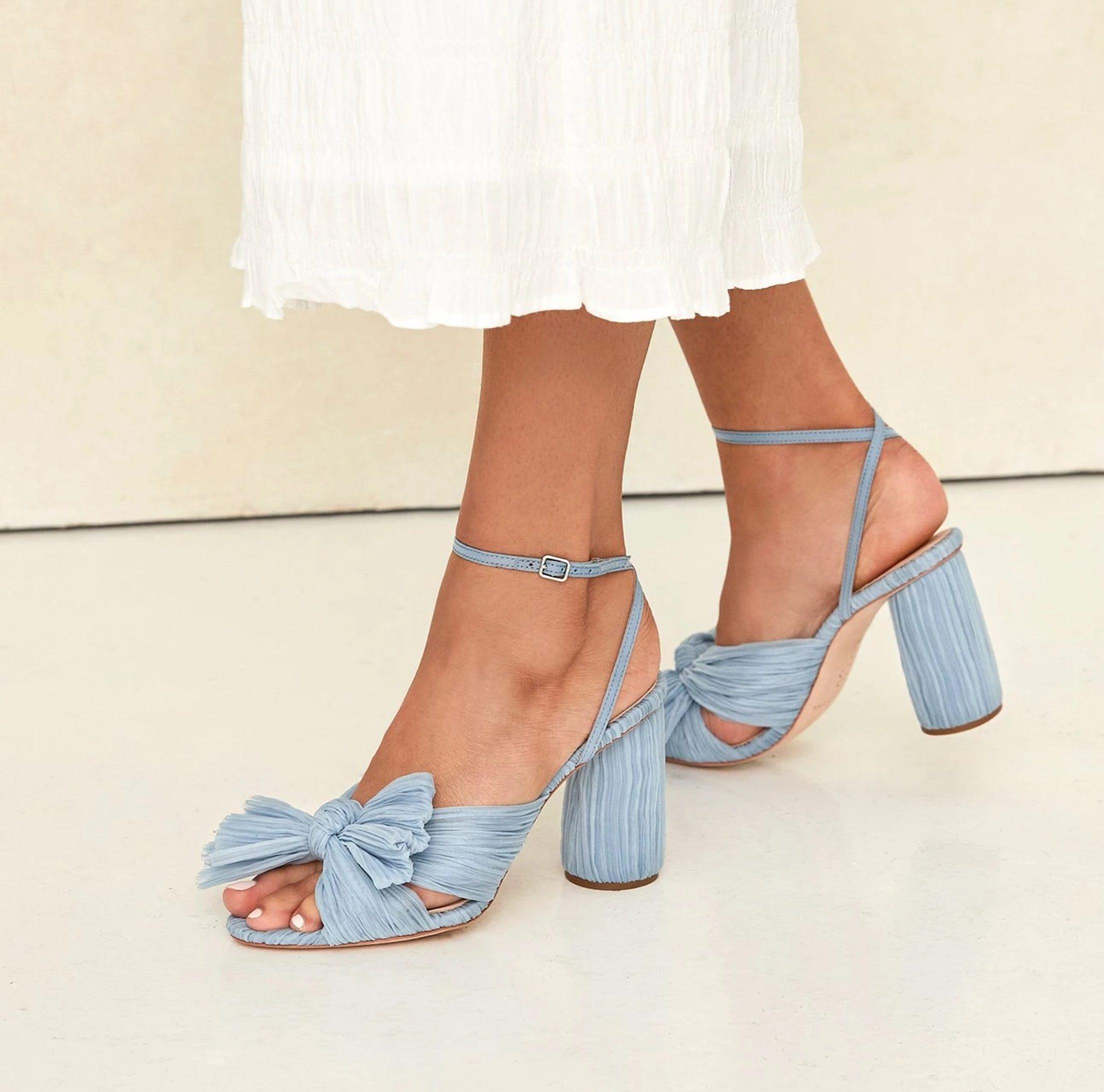 Zapatos de novia de Sophie Turner - Loeffler Randall - Wedding Hub - 06