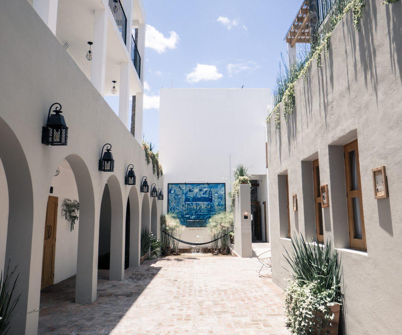 Clandestino: El hotel que redefine el misticismo y el lujo de San Miguel de Allende