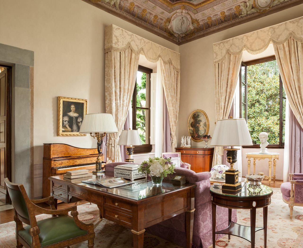 Four Seasons Hotel Firenze: El encanto hecho realidad para tu luna de miel en Italia