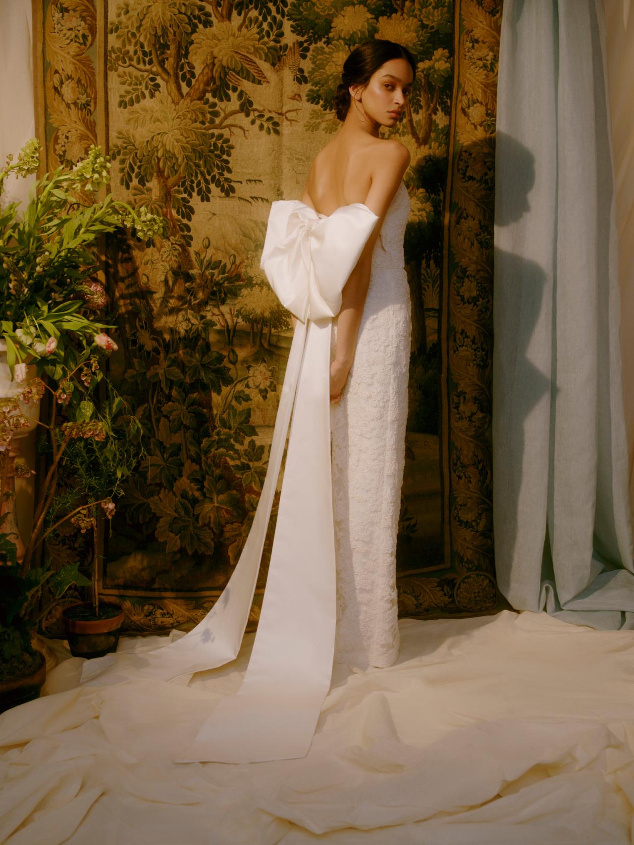 9 tendencias top en vestidos de novia 2022 the bridal council