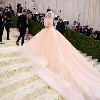 MET Gala 2021: Los vestidos más cool de las celebrities