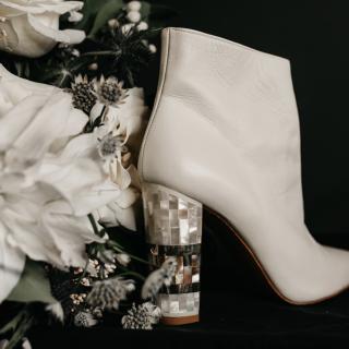 Los zapatos de novia más originales para transformar tu look: Unconventional bride