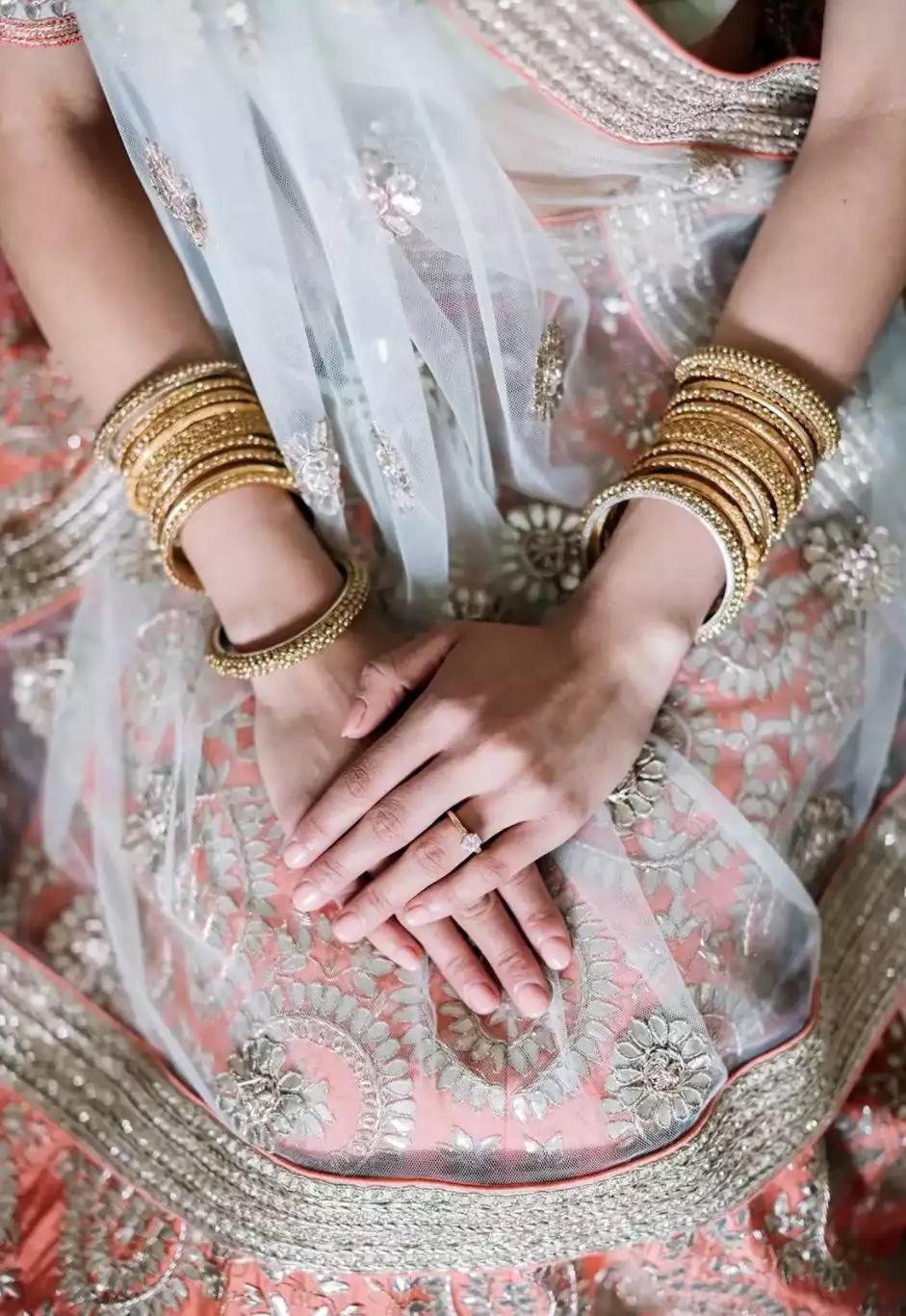 Tendencias en manicure para novias 2021 2022 - Andrew Bayda- Wedding Hub - 02