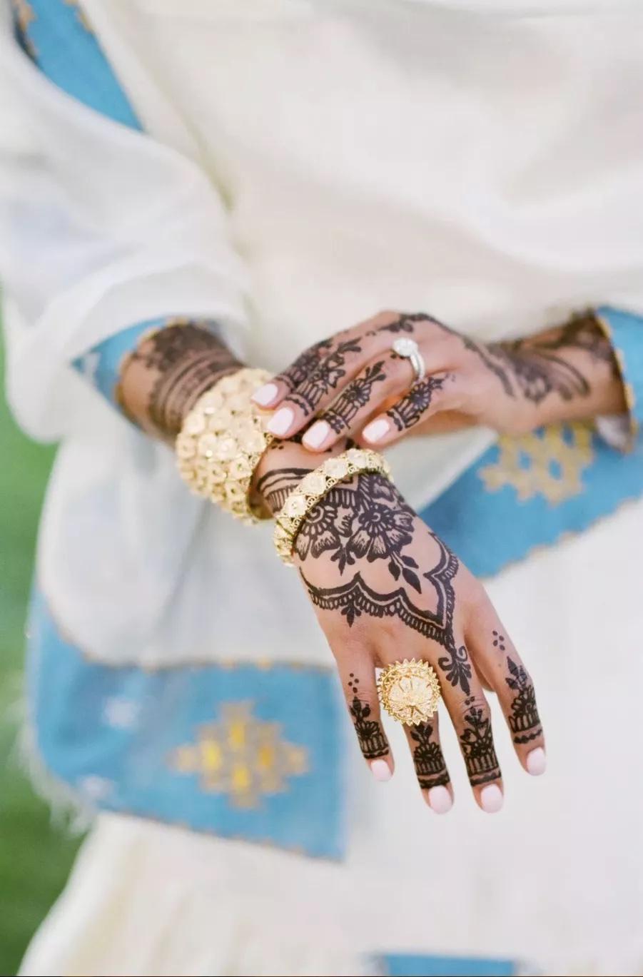 Tendencias en manicure para novias 2021 2022 - Tamara Gruner - Wedding Hub - 02