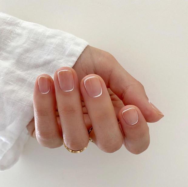 Tendencias en manicure para novias 2021 2022 - - Wedding Hub - 01