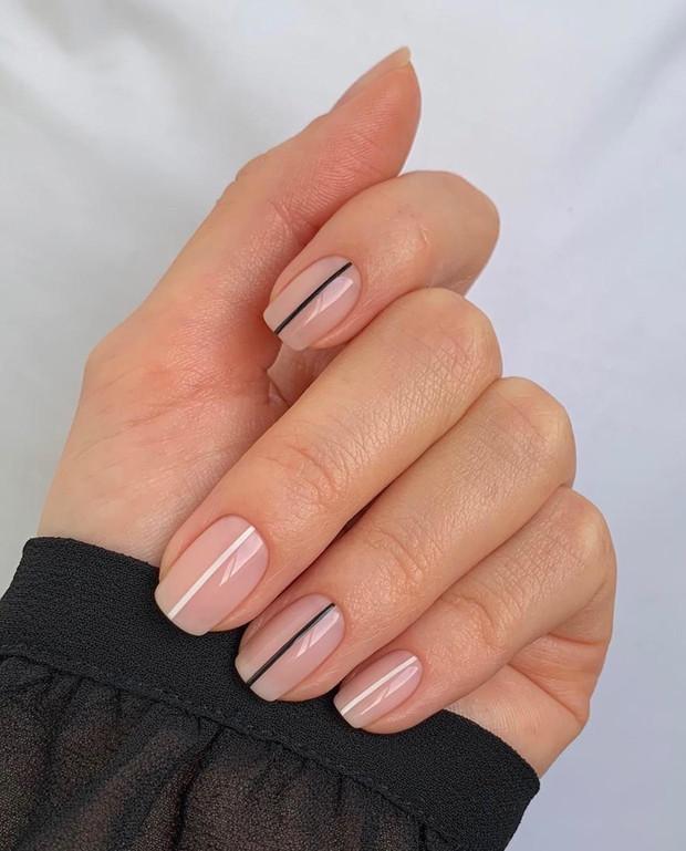 Tendencias en manicure para novias 2021 2022 - - Wedding Hub - 02