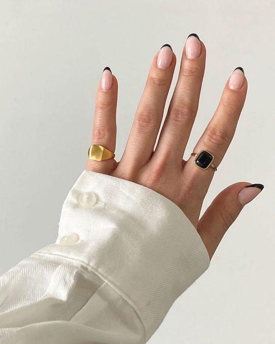 Tendencias en manicure para novias 2021 2022 - - Wedding Hub - 022