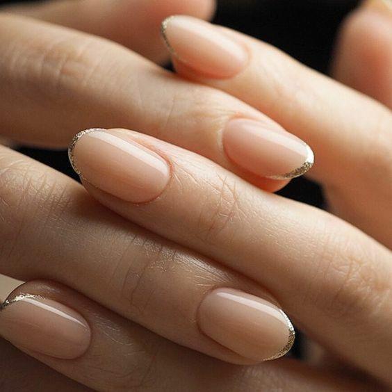 Tendencias en manicure para novias 2021 2022 - - Wedding Hub - 030