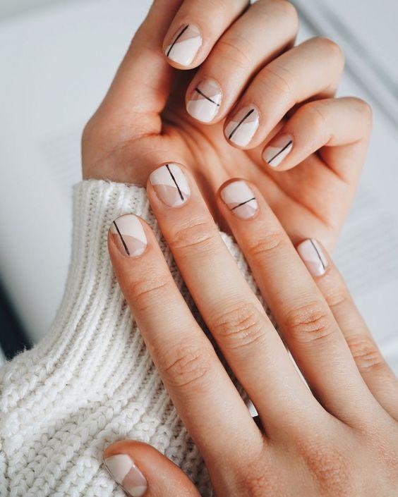 Tendencias en manicure para novias 2021 2022 - - Wedding Hub - 031