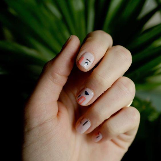 Tendencias en manicure para novias 2021 2022 - - Wedding Hub - 032