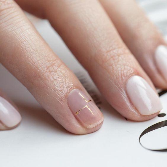 Tendencias en manicure para novias 2021 2022 - - Wedding Hub - 033