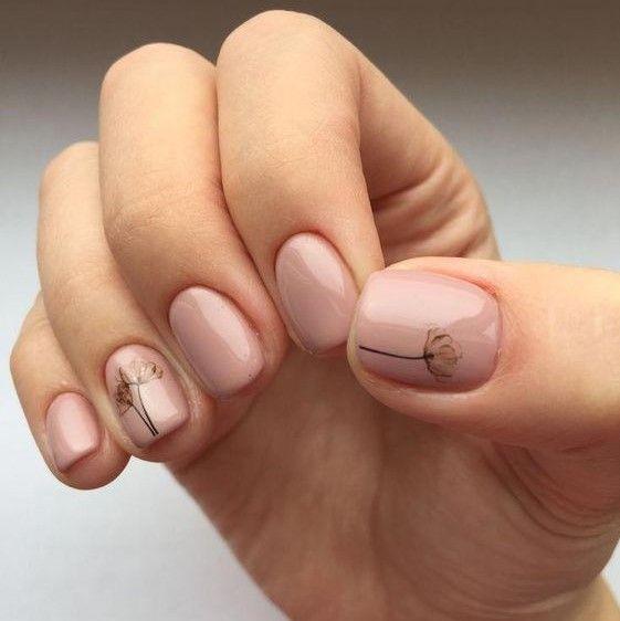 Tendencias en manicure para novias 2021 2022 - - Wedding Hub - 036