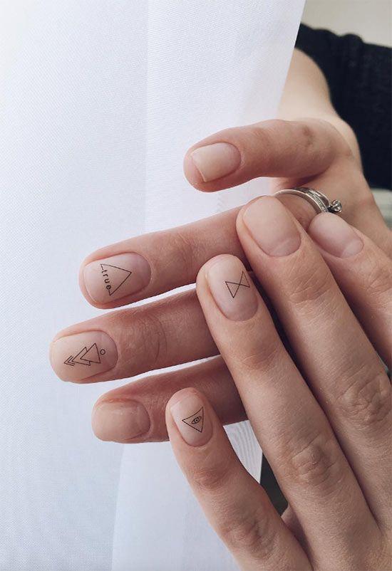 Tendencias en manicure para novias 2021 2022 - - Wedding Hub - 038