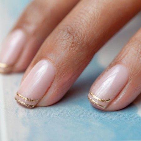 Tendencias en manicure para novias 2021 2022 - - Wedding Hub - 041