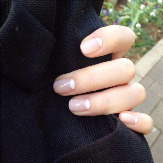 Tendencias en manicure para novias 2021 2022 - - Wedding Hub - 042