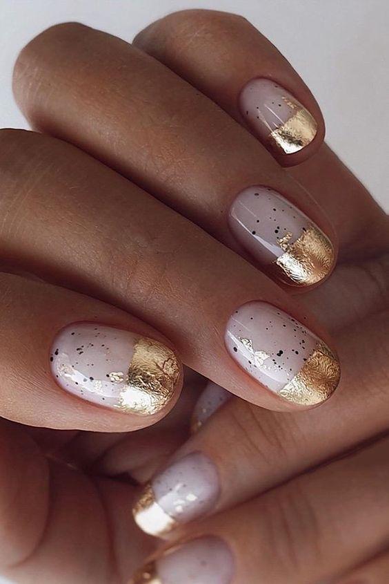Tendencias en manicure para novias 2021 2022 - - Wedding Hub - 07