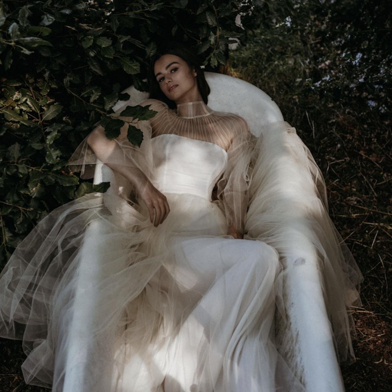 Vestidos de novia veganos 2022: Así se ve la colección de Sanyukta Shrestha